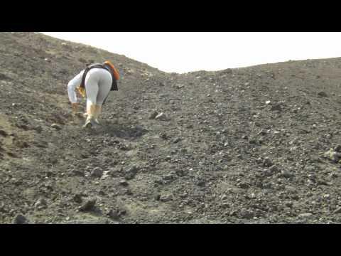 Valle del Bove -ETNA-
