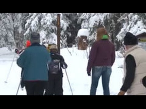Discovering - National Winter Trails Day and Citizens for Prof. Wildlife Management