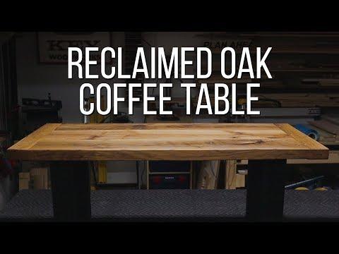 Build it   Reclaimed Kentucky Barnwood Coffee Table