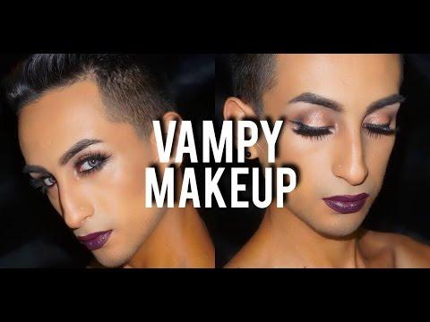 Vampy Makeup Tutorial △| Miggz