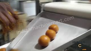 Besan Laddu Machine - Indian Machine Mart