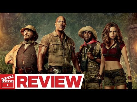 Download Youtube: Jumanji: Welcome to the Jungle Review (2017)