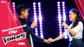 The Voice Thailand - โชกุน + ออมสิน  - Take Me Home - 8 Jan 2017