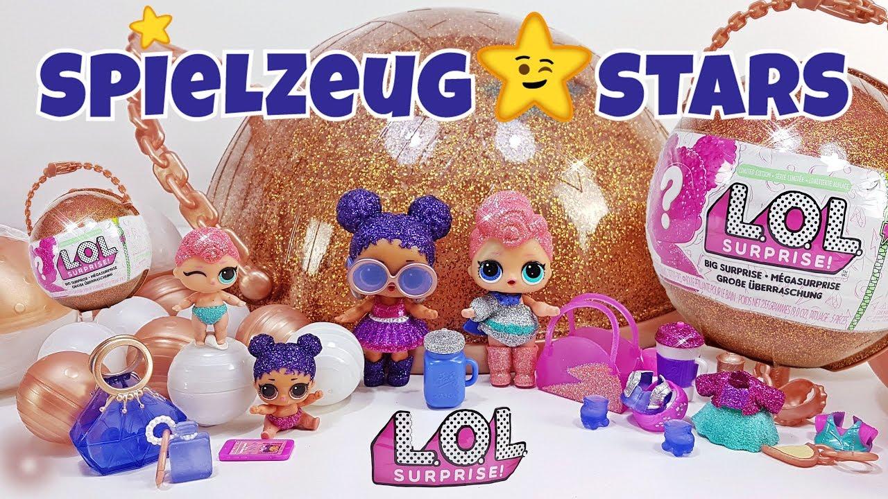 Lol Surprise Dolls Deutsch Puppen Baby Schwestern Im Big L O L