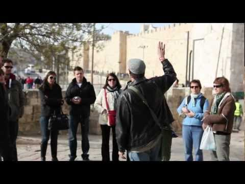 Sandemans New Jerusalem Free Tour