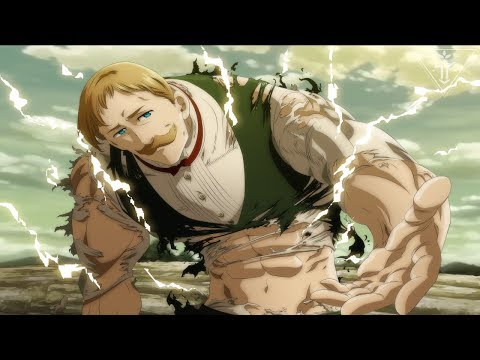 Top 20 Strongest Seven Deadly Sins Characters 2018 Spoilers