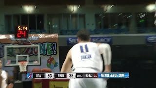 highlights duje dukan 10 points vs the stampede 2 6 2016