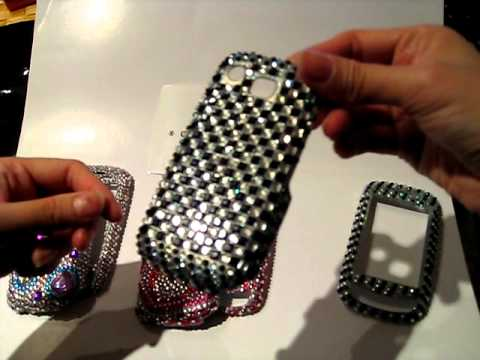 PREMIUM Samsung Impression SGH-A877 Bling case