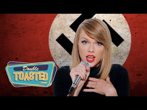WEIRD NEWS SURFACES OF TAYLOR SWIFT BEING A NAZI? - Double Toasted