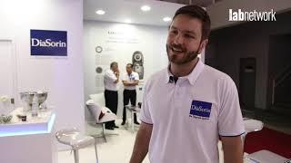 Diasorin enfatiza seu amplo menu de exames no 53º Congresso Brasileiro de Patologia Clínica