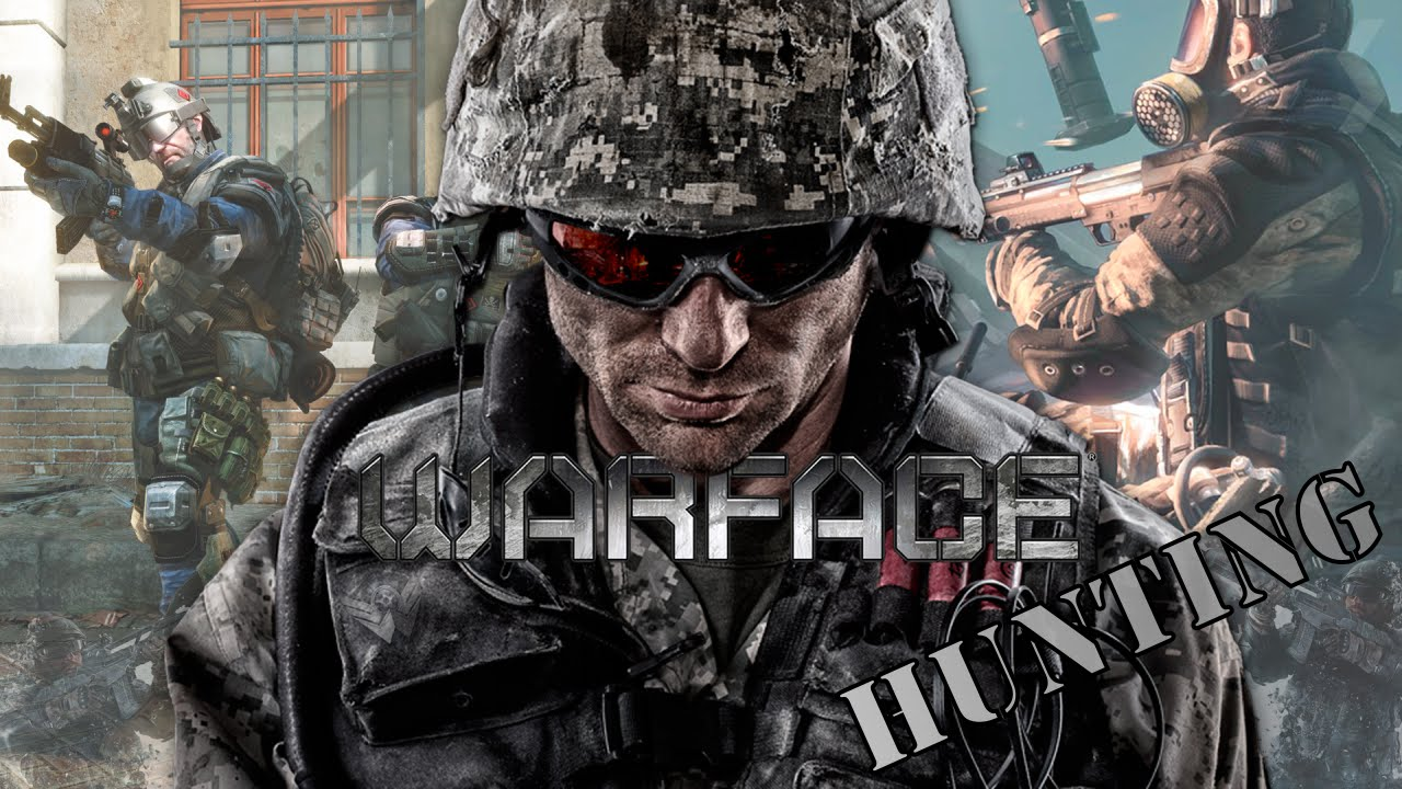 Download Warface - HUNTING