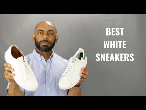 Top 8 Best All White Sneakers