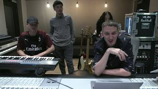 Remixing A UK Garage Song Into A Jungle Anthem LIVE | Red Bull Studios