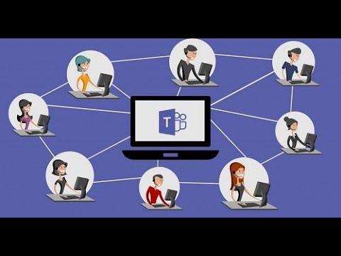 Microsoft Teams Son Kullanıcı Genel Kullanım Eğitimi