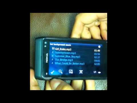 How to edit video on the Nokia N8