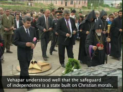 His Holiness Karekin I