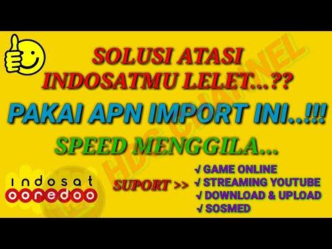 Mantaaap Apn Import Indosat 3g 4g Tercepat Terbaru 2018