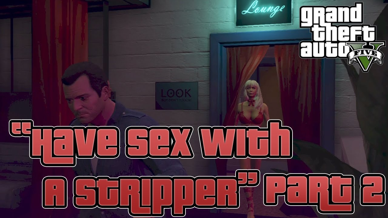 How to have sex in gta v