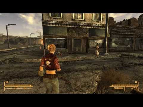 Barter World Mod in Fallout New Vegas