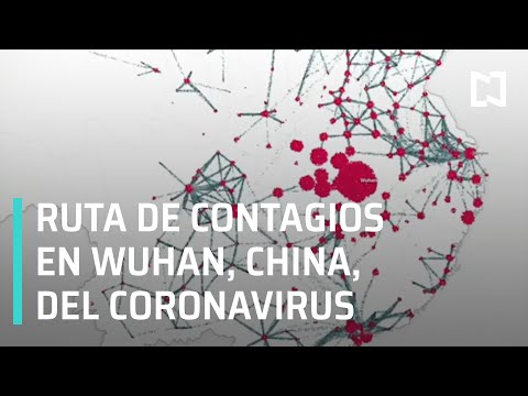 ¿Cómo se transmitió el coronavirus en Wuhan? - En Punto