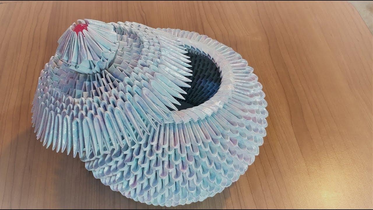 Handmade Origami Star Jar, Design & Craft, Handmade Craft on Carousell | 720x1280