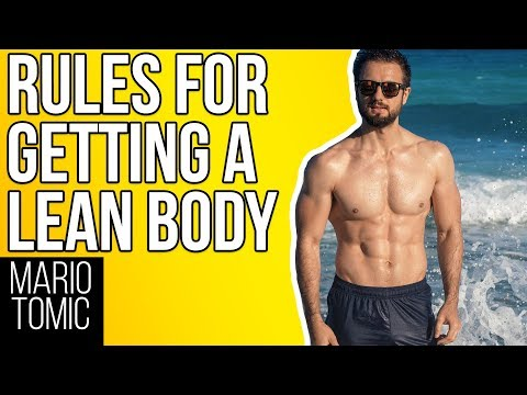 5-simple-rules-for-getting-a-lean-body-(do-these!)