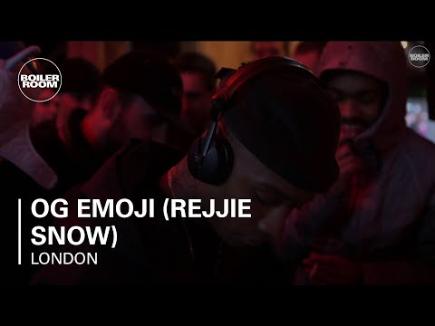 OG Emoji aka Rejjie Snow