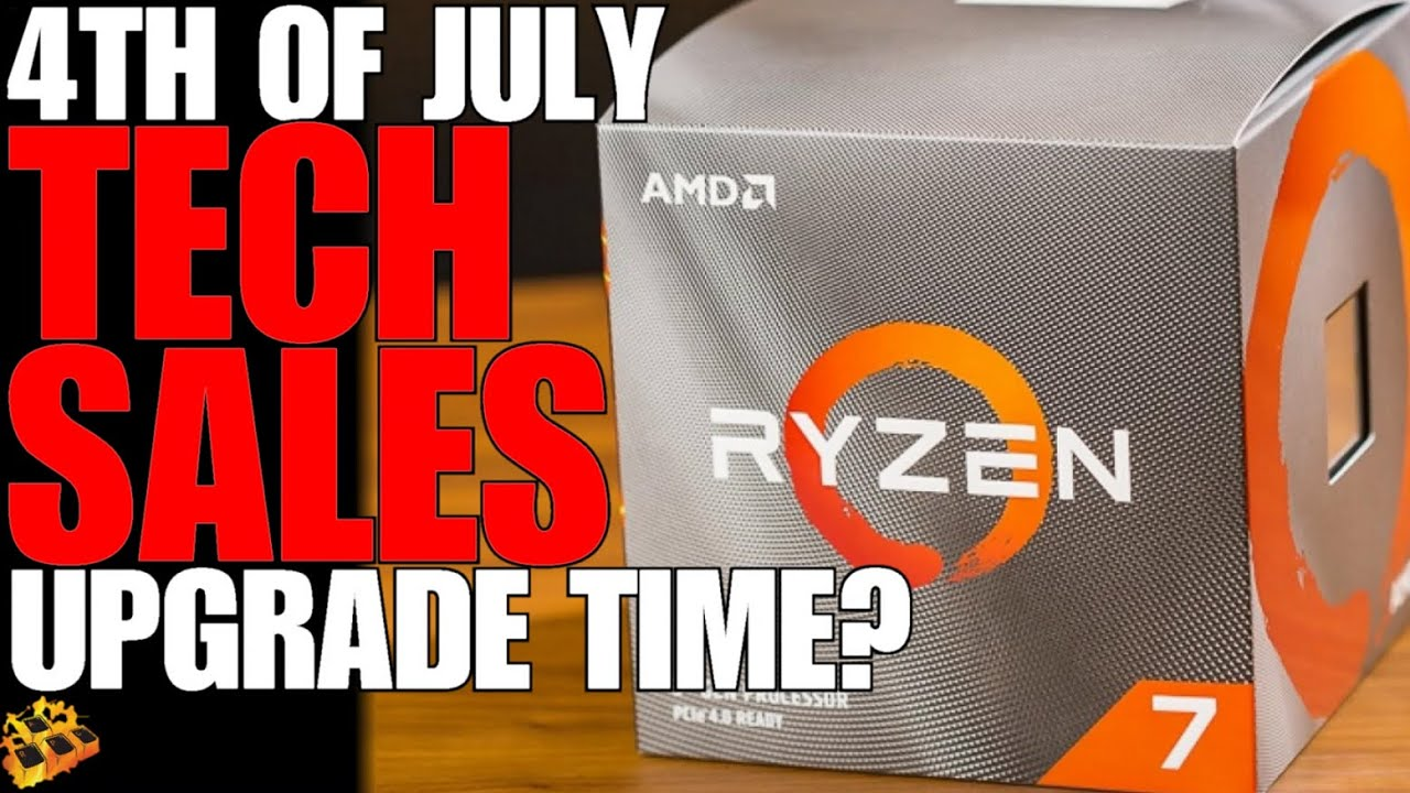 *NEW* PC UPGRADE TIME!! 4TH OF JULY TECH SALES!! NEED A NEW PC!? FOLLOW THIS!! :)