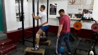 Отличное упражнение вместо становой и приседа