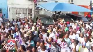 Nana Akufo-Addo: Campaigning in Tema Central