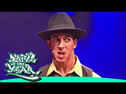 ROBOT DANCE - SALAH (FRANCE) BOTY 2006 SHOWCASE SPECIAL [OFFICIAL HD VERSION BOTY TV] thumbnail