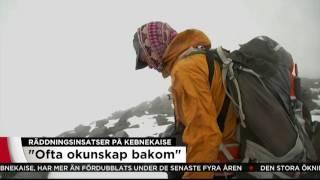 """""""Man kan dö om det går riktigt illa"""" - Nyheterna (TV4)"""