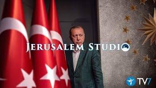 Turkey's dilemma between East and West - Jerusalem Studio 416