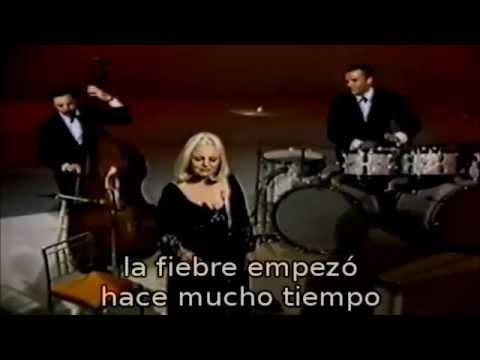 PEGGY LEE - FEVER!  (Sub Español)
