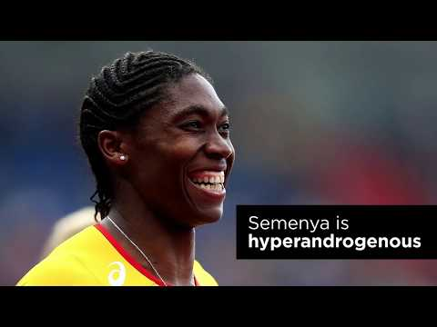 Caster Semenya set to change the world of sport, here's why