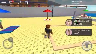Mikerudd215 Gioca roblox