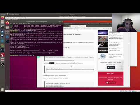 09 Ubuntu Node Box - BTCPayServer