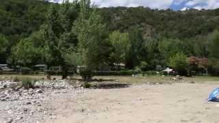 "Camping ""Le Ventadour"" in Ardèche"