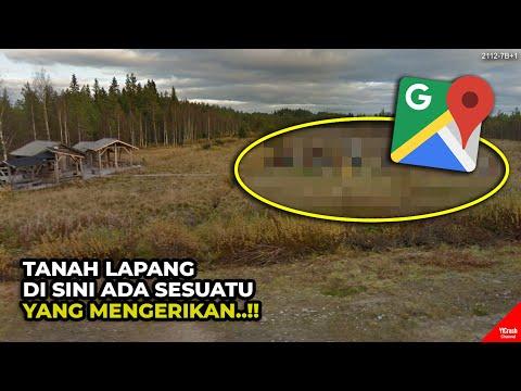 Jangan Cari Tempat ini di Google Maps..!! Kalau Nggak Mau Ketemu sama Hal Mengerikan ini #YtCrash
