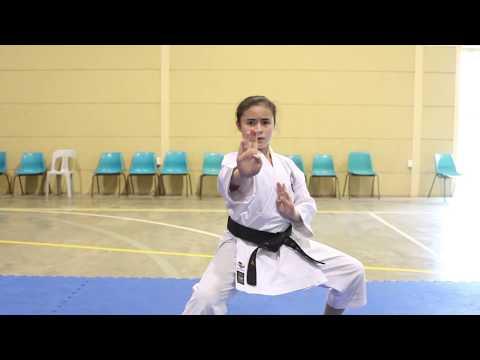 Anan Kata - Promo video by Shinwa-Kai Karate Club Australia