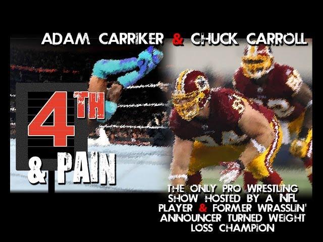 Pro Wrestling Monday: Daniel Bryan vs. Randy Orton AGAIN! John Cena Back Too Soon | 4th & Pain