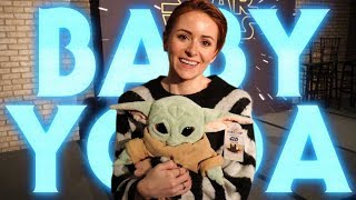 Mollie Got a Baby Yoda - New Mandalorian and Clone Wars Merch Revealed