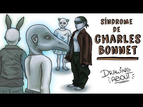 SNDROME DE CHARLES BONNET | Draw My Life