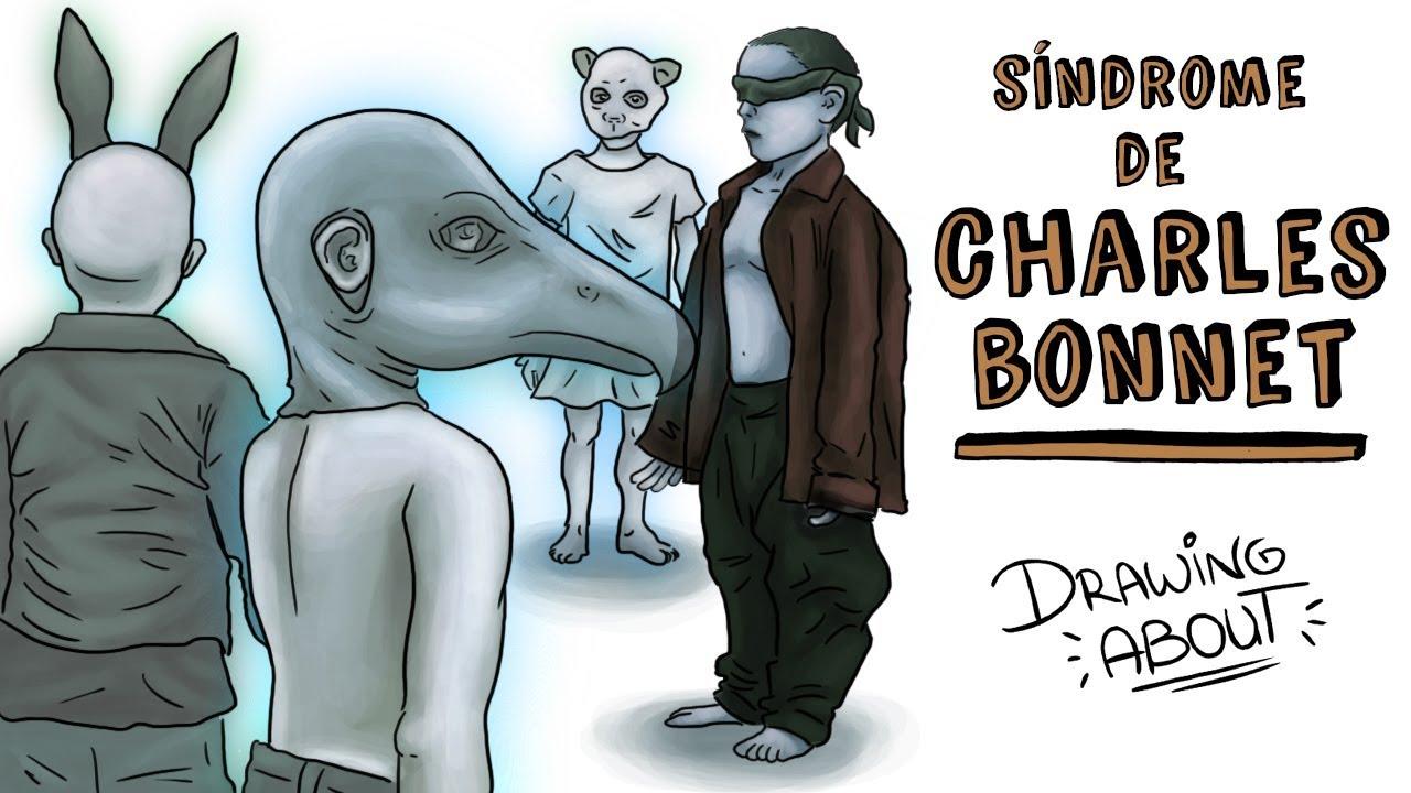 SÍNDROME DE CHARLES BONNET | Draw My Life