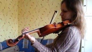 Урок скрипки 7. Переходы из позиции в позицию.