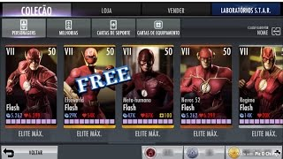 Injustice gods among us! How to get free *hack* coins & characters on any device 2.8 update