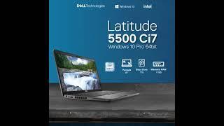 Dell Latitud 5500 & eminen…