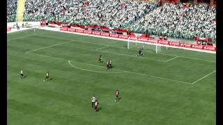 manisa gaziantep 2. gol