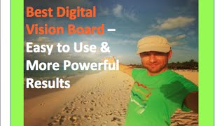 How to Make a Vision Board Online - Training and Free Tool