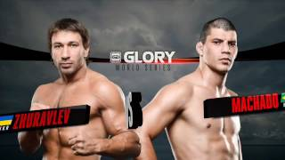 GLORY 32 Virginia: Pavel Zhuravlev vs. Ariel Machado (Tournament Semi-Finals)